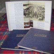 Militaria: VOLAR .EL MUNDO DE LA AVIACIÓN.TOMOS 1,2 Y 5 . AVIACIÓN MILITAR.EDICIONES EGC. 1982. VER FOTOS.. Lote 54622571