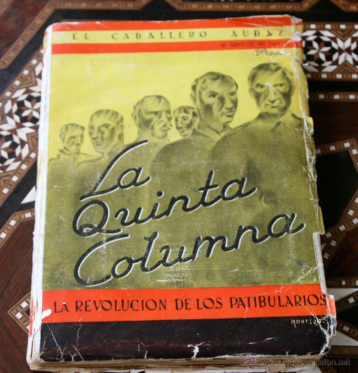 LA QUINTA COLUMNA (Militar - Libros y Literatura Militar)