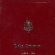 Militaria: LIBRO REALES ORDENANZAS PARA LAS FUERZAS ARMADAS 1979 (126P) .. Lote 54786990