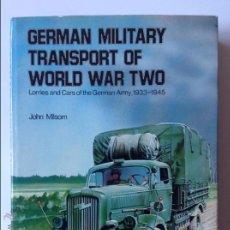 Militaria: II GM TRANSPORTES WERHRMATCH. Lote 54790252