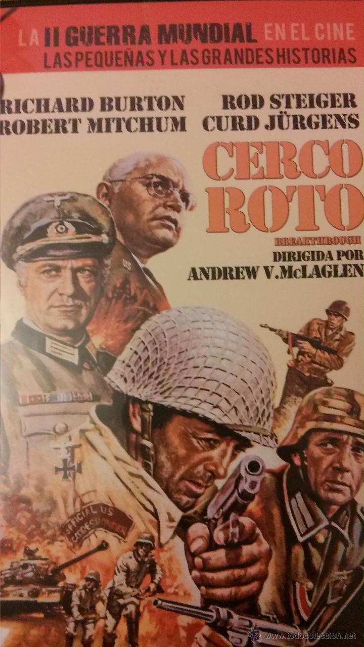 CERCO ROTO. (Militar - Libros y Literatura Militar)