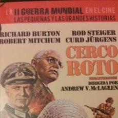 Militaria: CERCO ROTO.. Lote 54804797