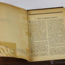 Militaria: 6295 - PÁJAROS DE ACERO. CARLOS MARTÍNEZ CAMPOS. EDIT POPULARES IBERIA. 1933.. Lote 49423941