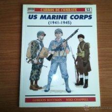 Militaria: OSPREY, CARROS DE COMBATE Nº 52 - US MARINE CORPS (1941-1945). Lote 54816793
