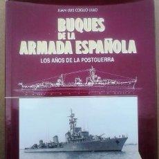 Militaria: BUQUES DE LA ARMADAESPAÑOLA. Lote 54870142