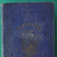 Militaria: BIBLIOTECA MILITAR. TOMO VI. MAYO 1877. FOT DEL ÍNDICE. 200 PÁGINAS. TELA ED. 17,8 X 11,5 CM. 1 MAPA. Lote 54975919