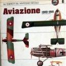 Militaria: LIBRO AVIAZIONE 1900 - 1918.. Lote 55047858