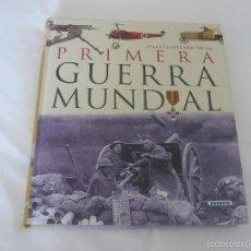 Militaria: ATLAS ILUSTRADO DE LA PRIMERA GUERRA MUNDIAL, EDITORIAL SUSAETA. Lote 55267748
