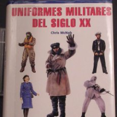 Militaria: UNIFORMES MILITARES DEL SIGLO XX . Lote 55436459