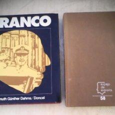 Militaria: 2 LIBROS DE FRANCO - . Lote 58471042