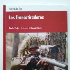 Militaria: LOS FRANCOTIRADORES - FUERZAS DE ÉLITE - MARTIN PEGLER - OSPREY / RBA - 2009. Lote 55803326