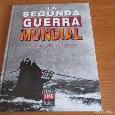 Militaria: LA 2ª GUERRA MUNDIAL - TIME LIFE FOLIO: Nº 9: LA BATALLA DEL ATLANTICO I. Lote 58130460