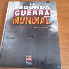 Militaria: LA 2ª GUERRA MUNDIAL - TIME LIFE FOLIO: Nº 10: LA BATALLA DEL ATLANTICO II. Lote 55905260