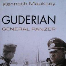 Militaria: GUDERIAN GENERAL PANZER.. Lote 55915302