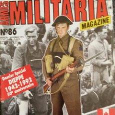 Militaria: MILITARIA MAGAZINE N ° 86. Lote 55931438