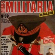 Militaria: MILITARIA MAGAZINE N ° 89. Lote 56049142