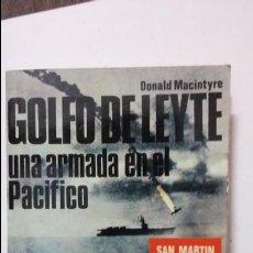 Militaria: GOLFO DE LEYTE. ED. SAN MARTIN. Lote 56121215