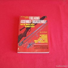 Militaria: FIREARMS ASSEMBLY/DISASSEMBLY.RIMFIRE RIFLES. Lote 56231523