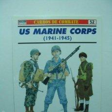 Militaria: OSPREY US MARINE CORPS 1941-1945. Lote 56280026