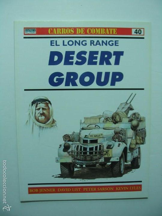 Osprey El Long Range Desert Group Kaufen Alte Bucher Und