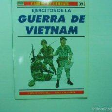 Militaria: OSPREY EJERCITOS DE LA GUERRA DE VIETNAM. Lote 56300285
