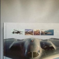 Militaria: ATLAS ILUSTRADO DE BOMBARDEROS. ED. LIBSA. Lote 56459753