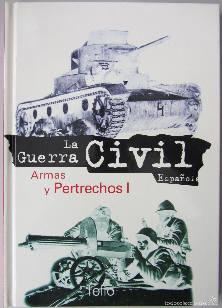 Armas Y Pertrechos De La Guerra Civil Espa U00f1ola