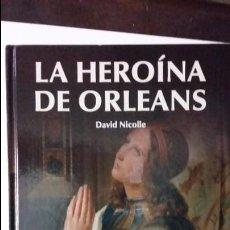Militaria: LA HEROINA DE ORLEANS. OSPREY MEDIEVAL. Lote 56693838