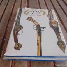 Militaria: THE BOOK OF THE GUN EL LIBRO DE LAS ARMAS HAROLD PETERSON EN INGLES. Lote 56899029