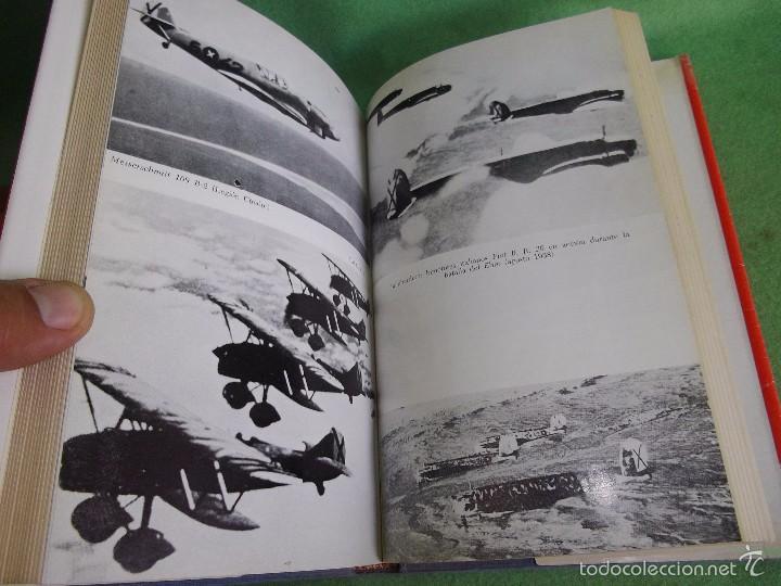 Militaria: DIFICIL LOTE LIBRO PILOTO CAZA ROJO STUKA RAF NO HA REGRESADO COMBATE GUERRA CIVIL WWII BUSCADO - Foto 8 - 56908937