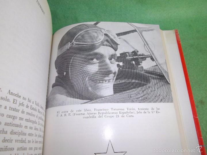 Militaria: DIFICIL LOTE LIBRO PILOTO CAZA ROJO STUKA RAF NO HA REGRESADO COMBATE GUERRA CIVIL WWII BUSCADO - Foto 9 - 56908937