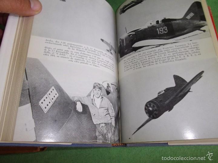 Militaria: DIFICIL LOTE LIBRO PILOTO CAZA ROJO STUKA RAF NO HA REGRESADO COMBATE GUERRA CIVIL WWII BUSCADO - Foto 10 - 56908937