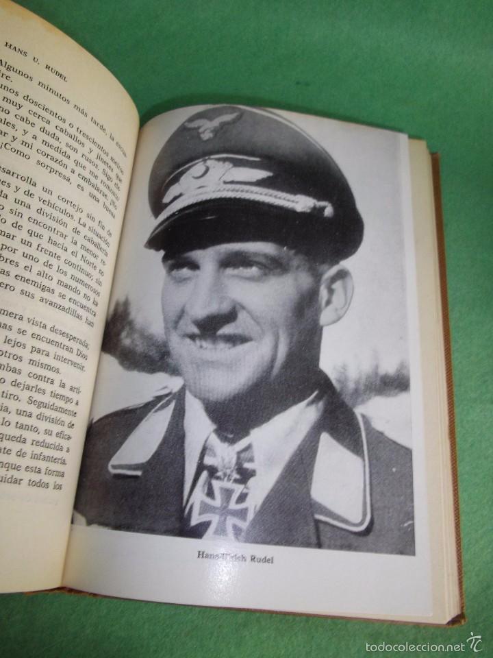 Militaria: DIFICIL LOTE LIBRO PILOTO CAZA ROJO STUKA RAF NO HA REGRESADO COMBATE GUERRA CIVIL WWII BUSCADO - Foto 13 - 56908937