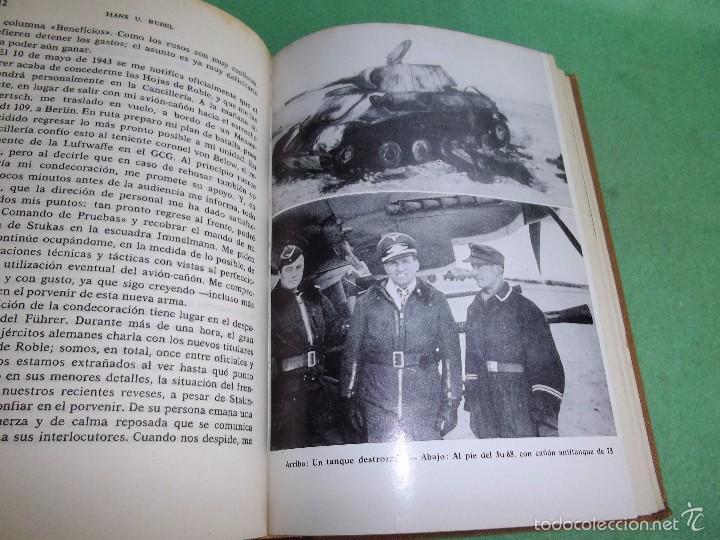 Militaria: DIFICIL LOTE LIBRO PILOTO CAZA ROJO STUKA RAF NO HA REGRESADO COMBATE GUERRA CIVIL WWII BUSCADO - Foto 15 - 56908937