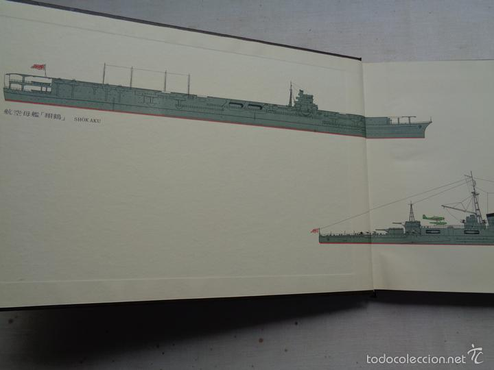 Militaria: PICTORIAL:FIGHTING SHIPS OF THE IMPERIAL JAPANESE NAVY.-M0680 - Foto 5 - 57024211