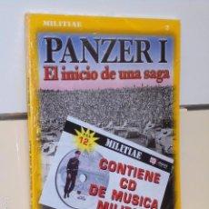 Militaria: MILITIAE Nº 2 PANZER I EL INICIO DE UNA SAGA - AF EDITORES OFERTA. Lote 115776863