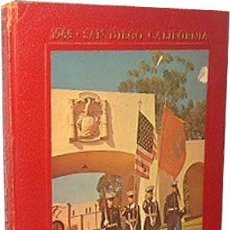 Militaria: MARINE CORPS RECRUIT DEPOT: SAN DIEGO CALIFORNIA. 1965. PLATOON 153. USA (NUMEROSAS FOTOGRAFIAS. Lote 57255204