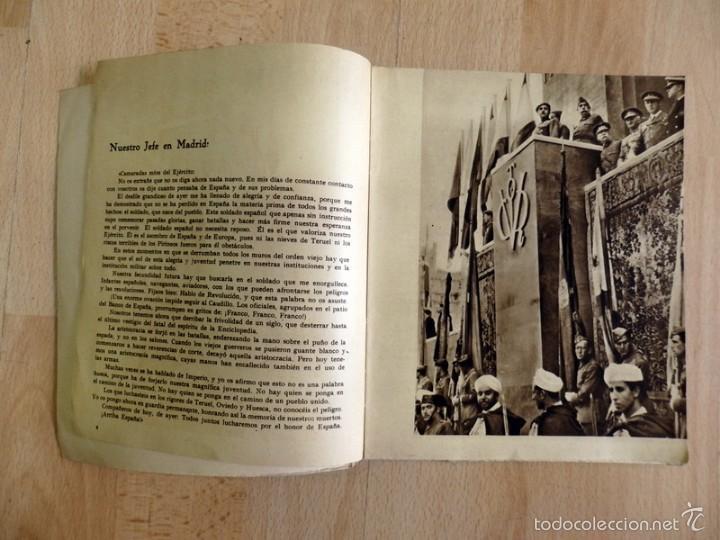 Militaria: SECCIÓN FEMENINA DE LA FALANGE ESPAÑOLA TRADICIONALISTA Y DE LAS J.O.N.S. ( AÑOS 1940 ) - Foto 2 - 57395671