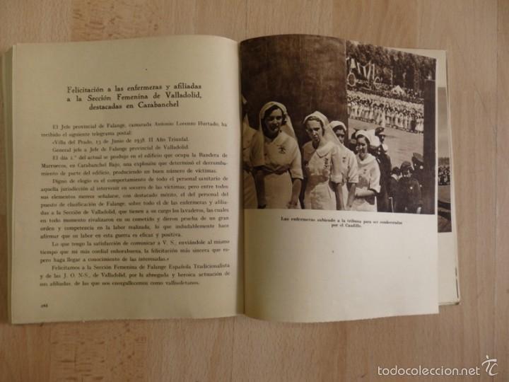 Militaria: SECCIÓN FEMENINA DE LA FALANGE ESPAÑOLA TRADICIONALISTA Y DE LAS J.O.N.S. ( AÑOS 1940 ) - Foto 7 - 57395671