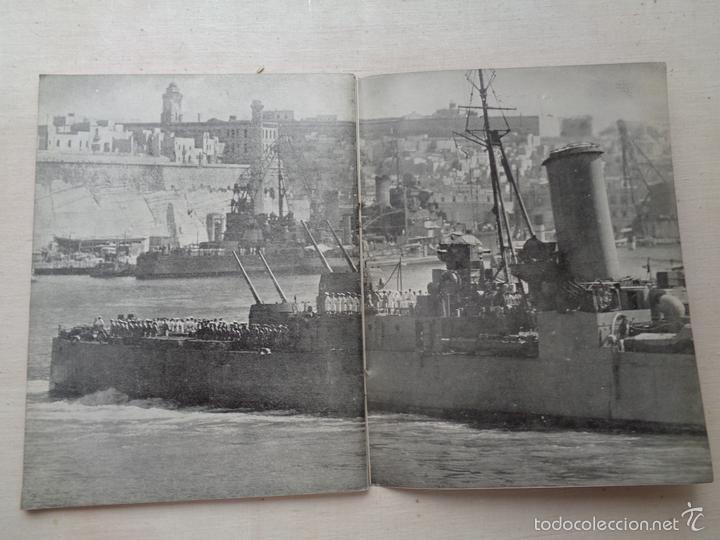 Militaria: THE MEDITERRANEAN FLEET. GREECE TO TRIPOLI. M0696 - Foto 2 - 57477533