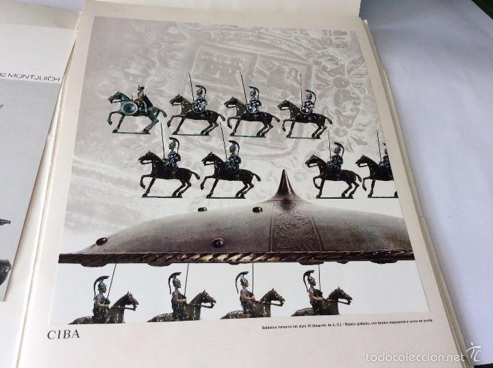 Militaria: CIBA 1965, Soldados de Plomo en el Museo Militar de Montjuich. - Foto 2 - 57513555