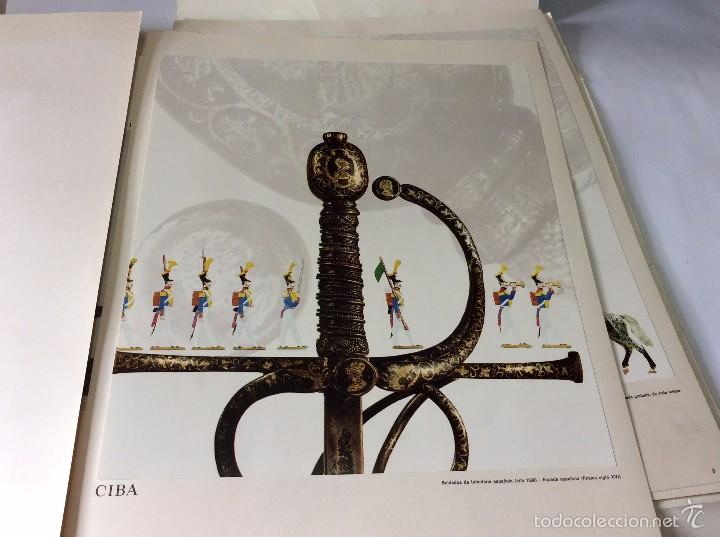 Militaria: CIBA 1965, Soldados de Plomo en el Museo Militar de Montjuich. - Foto 3 - 57513555