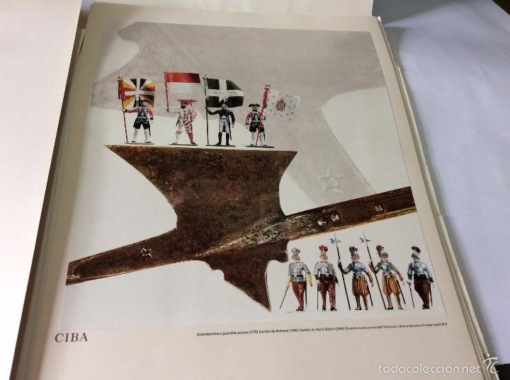 Militaria: CIBA 1965, Soldados de Plomo en el Museo Militar de Montjuich. - Foto 5 - 57513555