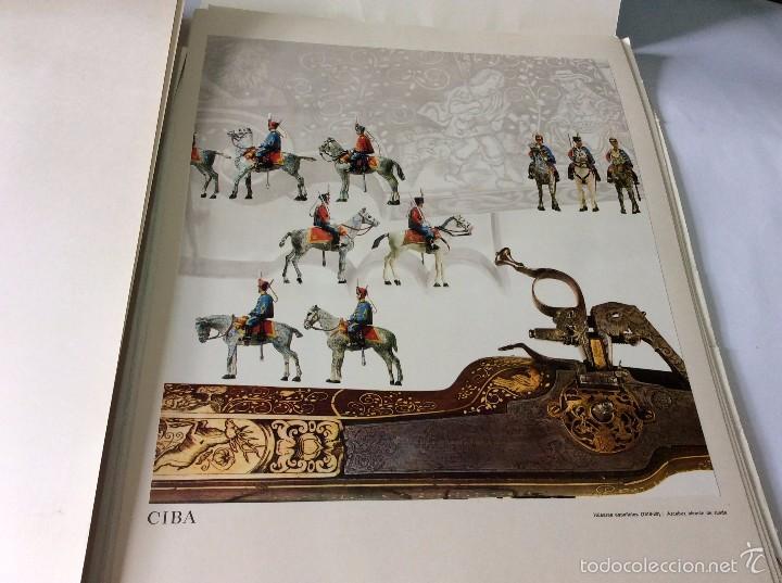Militaria: CIBA 1965, Soldados de Plomo en el Museo Militar de Montjuich. - Foto 6 - 57513555