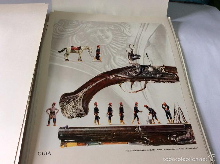 Militaria: CIBA 1965, Soldados de Plomo en el Museo Militar de Montjuich. - Foto 7 - 57513555