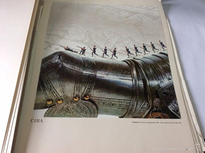 Militaria: CIBA 1965, Soldados de Plomo en el Museo Militar de Montjuich. - Foto 9 - 57513555