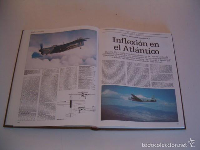 Militaria: VV.AA. Enciclopedia Ilustrada de la Aviación. Volumen 7. RM75583. - Foto 2 - 58005500