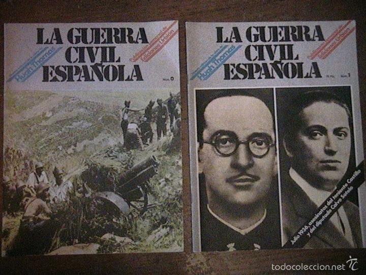 LA GUERRA CIVIL ESPAÑOLA HUGH THOMAS (Militar - Libros y Literatura Militar)
