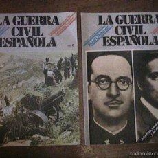 Militaria: LA GUERRA CIVIL ESPAÑOLA HUGH THOMAS. Lote 58090947