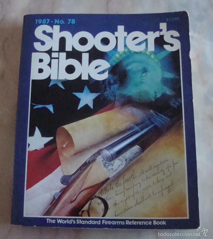 (TC-3) INTERESANTE CATALOGO DE ARMAS SHOOTER'S BIBLE 1978 Nº 78 THE WORD'S STANDARD FIREARMS BOOK (Militar - Libros y Literatura Militar)